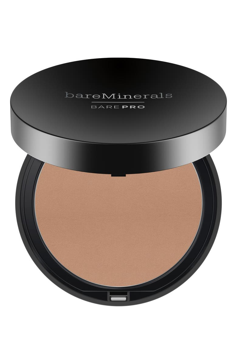 BAREMINERALS<SUP>®</SUP> barePro<sup>™</sup> Performance Wear Powder Foundation, Main, color, 22 ALMOND