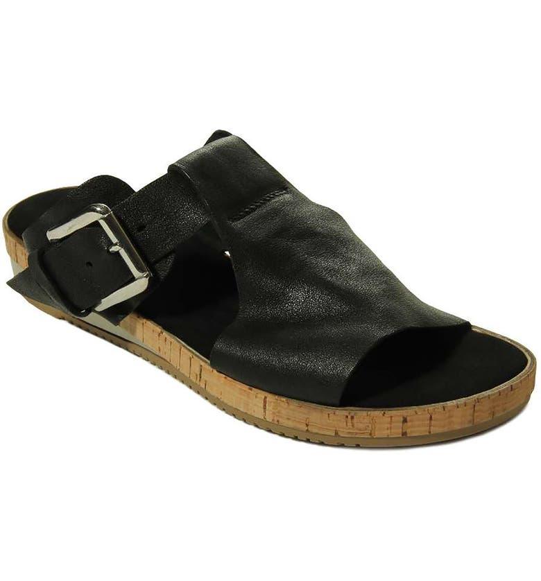 SESTO MEUCCI Saila Slide Sandal, Main, color, 001