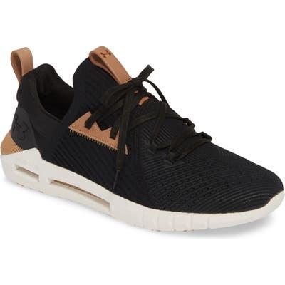 Under Armour Hovr(TM) Slk Evo Perforated Suede Sneaker, Black