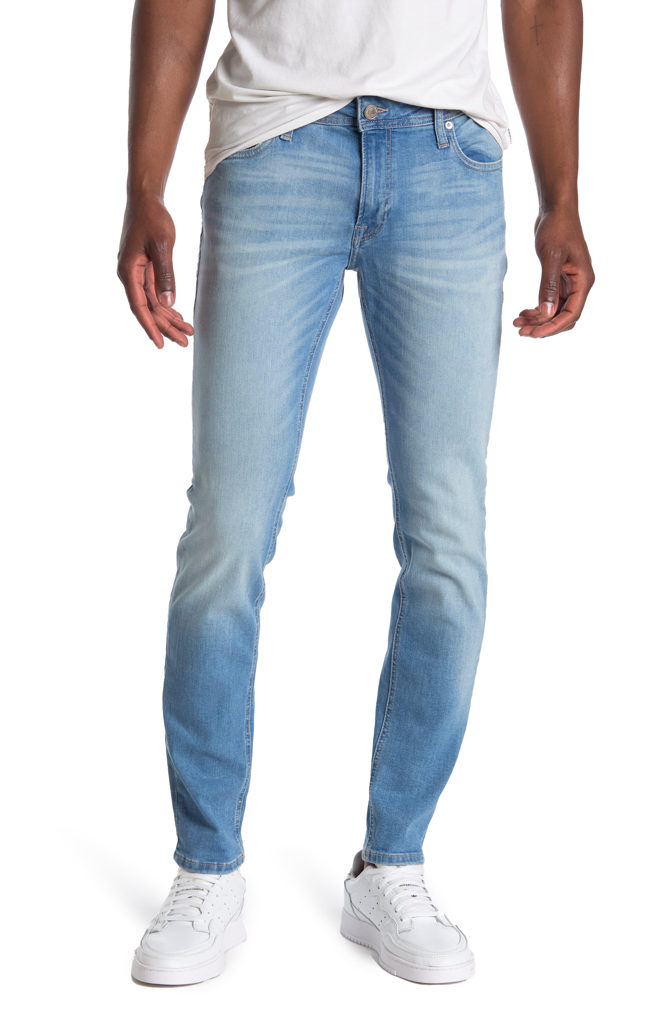 Image of JACK & JONES Liam Original Skinny Jeans