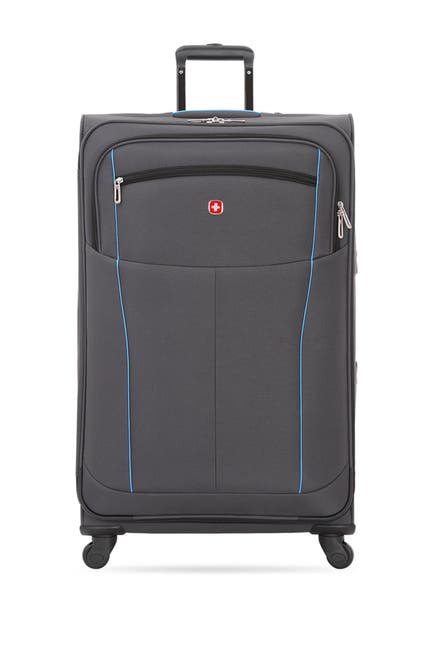 "Image of SwissGear 28"" Spinner Suitcase"
