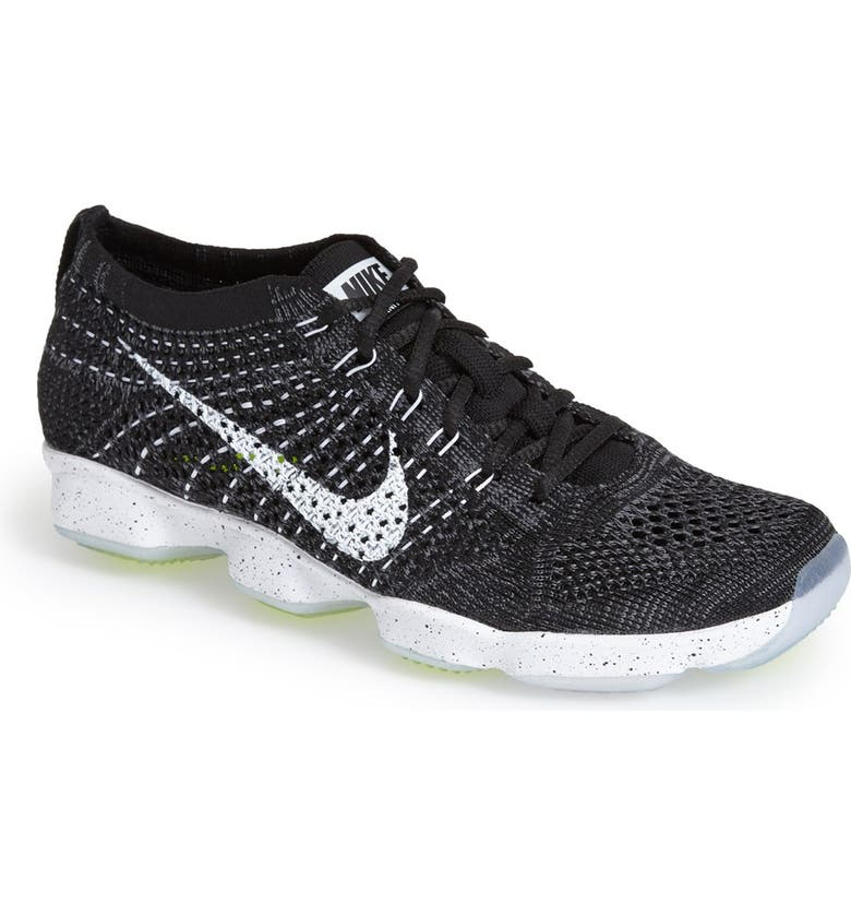 on sale 1510c 7b35a  Flyknit Zoom  Agility Training Shoe, Main, color, ...