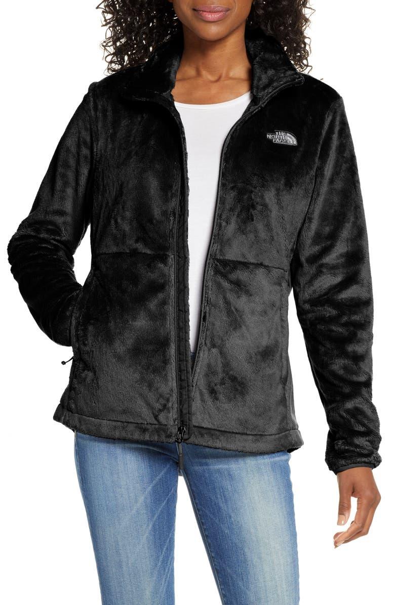 THE NORTH FACE 'Osito' Fleece Jacket, Main, color, TNF BLACK