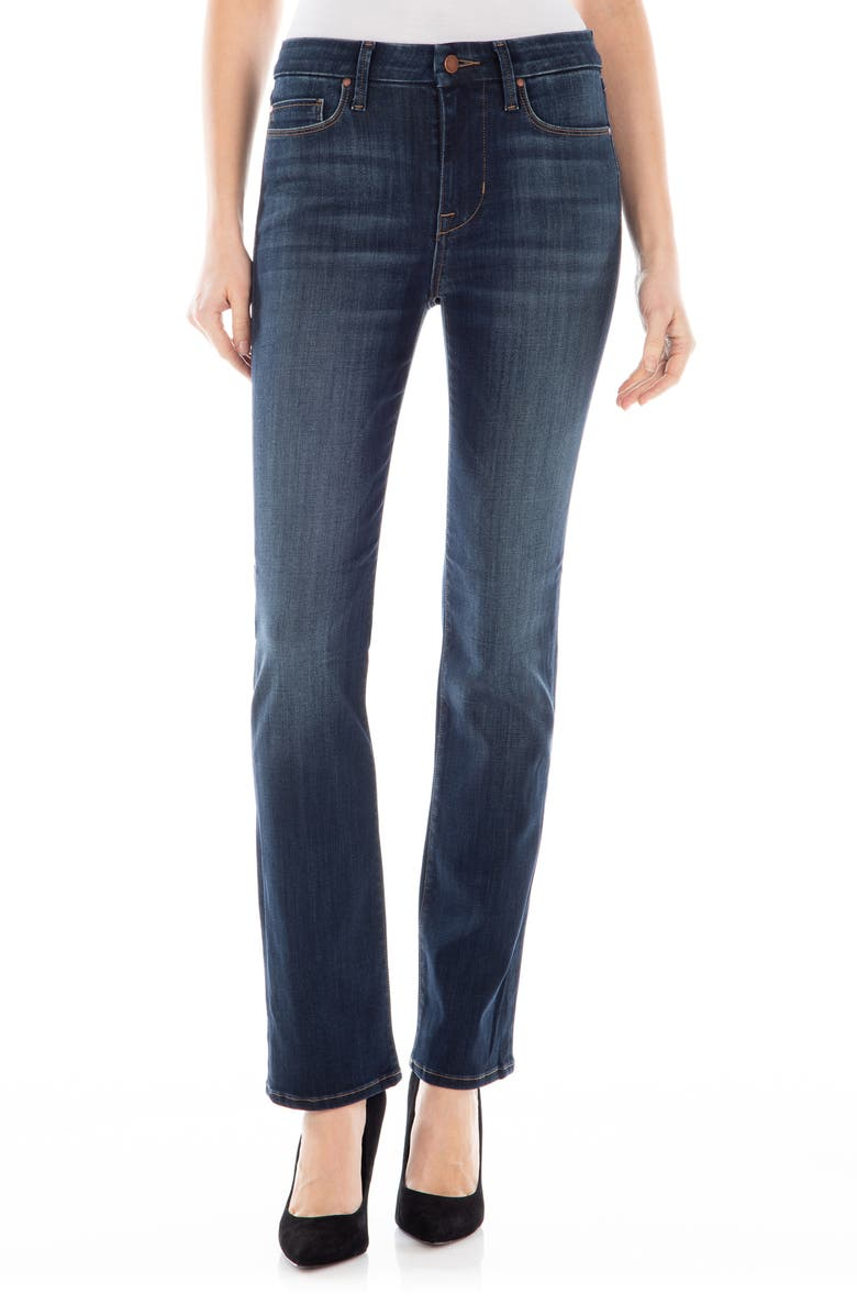 FIDELITY DENIM Rev High Waist Bootcut Jeans, Main, color, 400