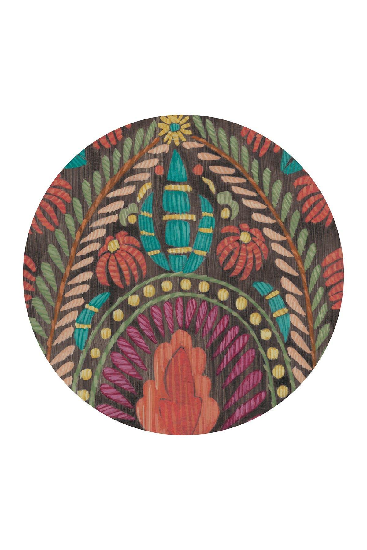 "Image of COURTSIDE MARKET Bohemia I 30"" x 30"" Gallery Art Decal"