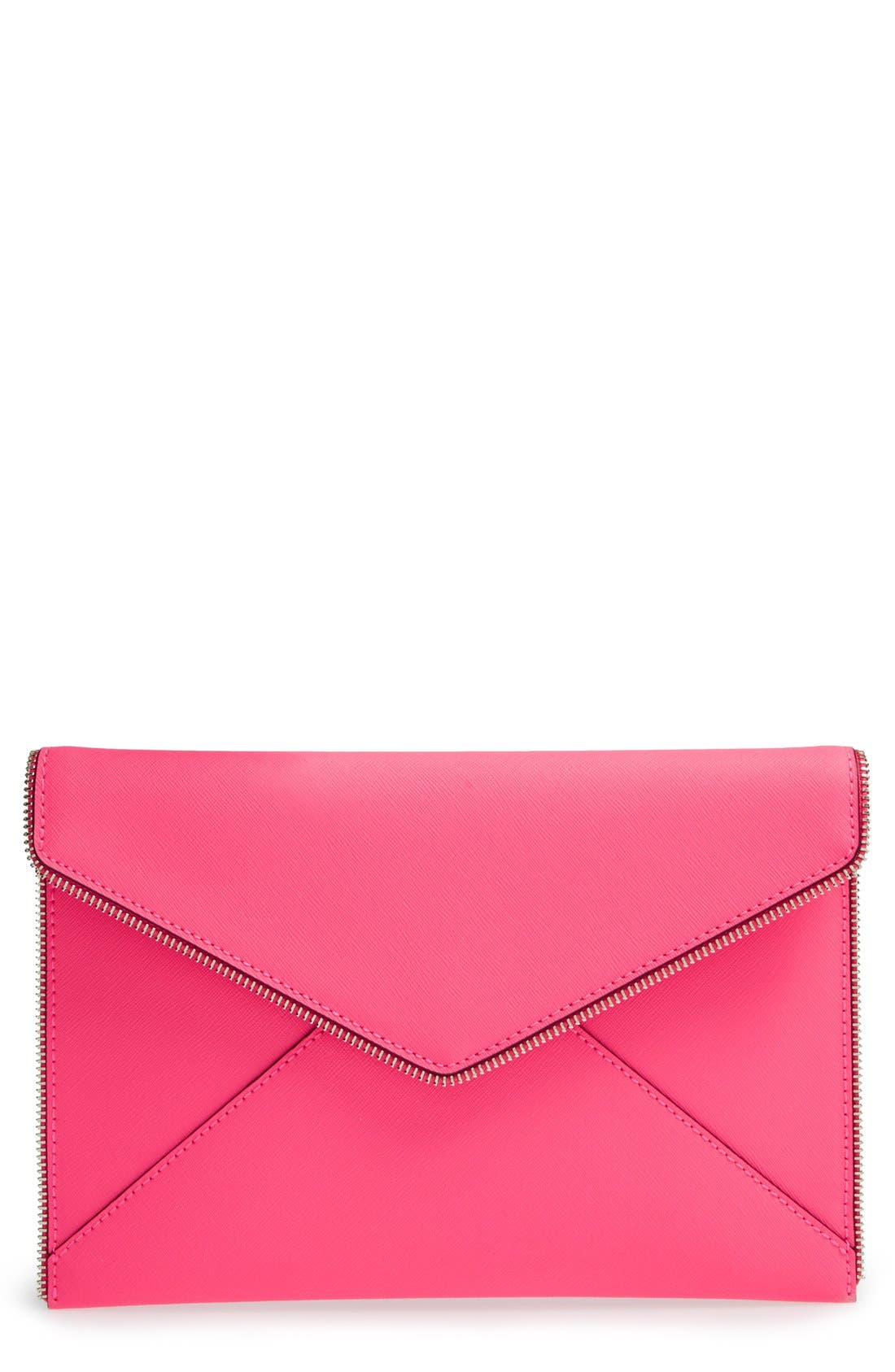 ,                             Leo Envelope Clutch,                             Main thumbnail 268, color,                             652