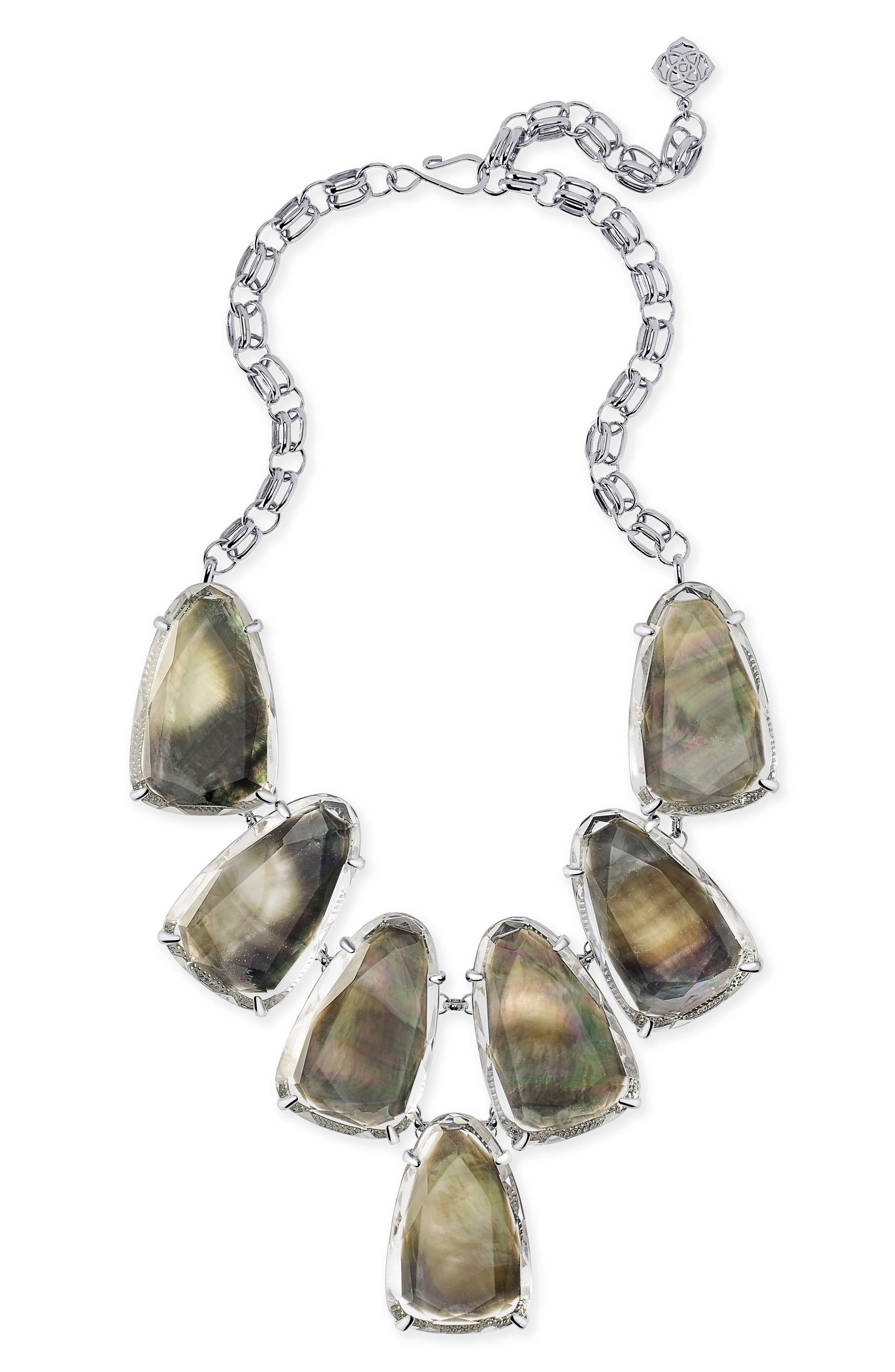 ,                             Harlow Necklace,                             Alternate thumbnail 7, color,                             003