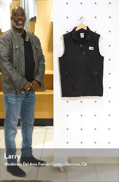 Gordon Lyons Sweater Fleece Vest, sales video thumbnail
