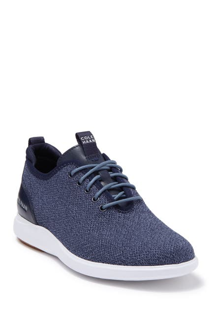 Image of Cole Haan Grand Plus Essex Distant Knit Sneaker