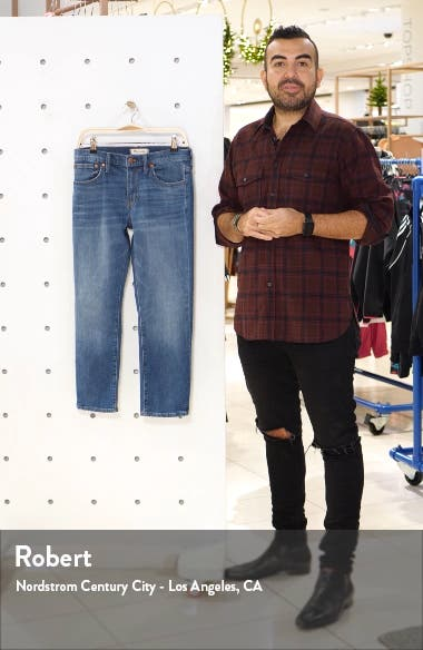 The Slim Boyfriend Jeans, sales video thumbnail
