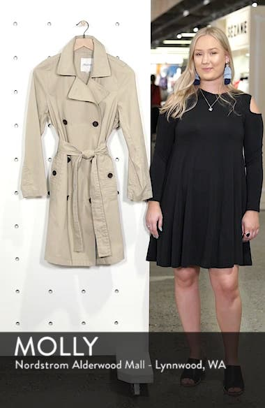 Abroad Trench Coat, sales video thumbnail