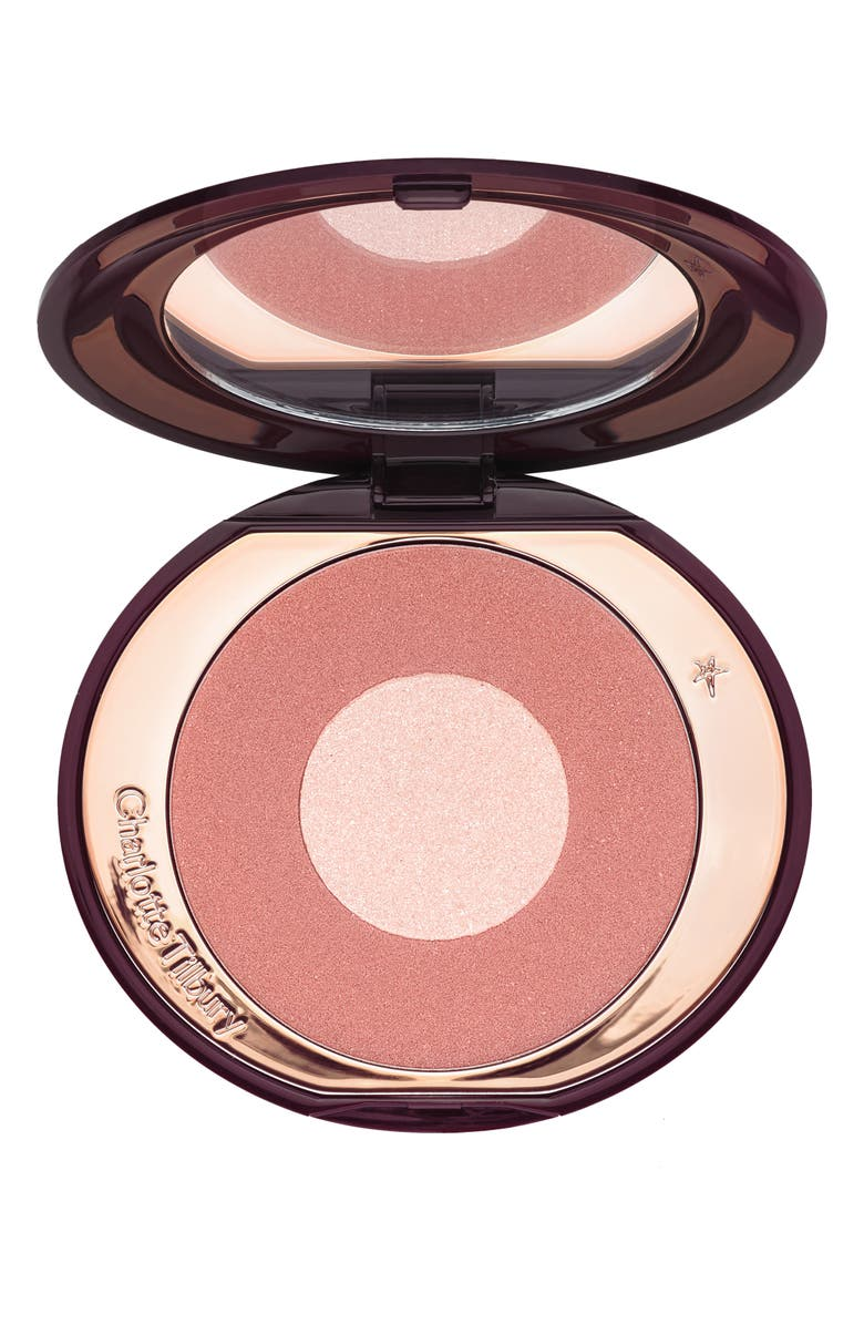 CHARLOTTE TILBURY Pillow Talk Cheek to Chic Blush, Main, color, PILLOW TALK ORIGINAL