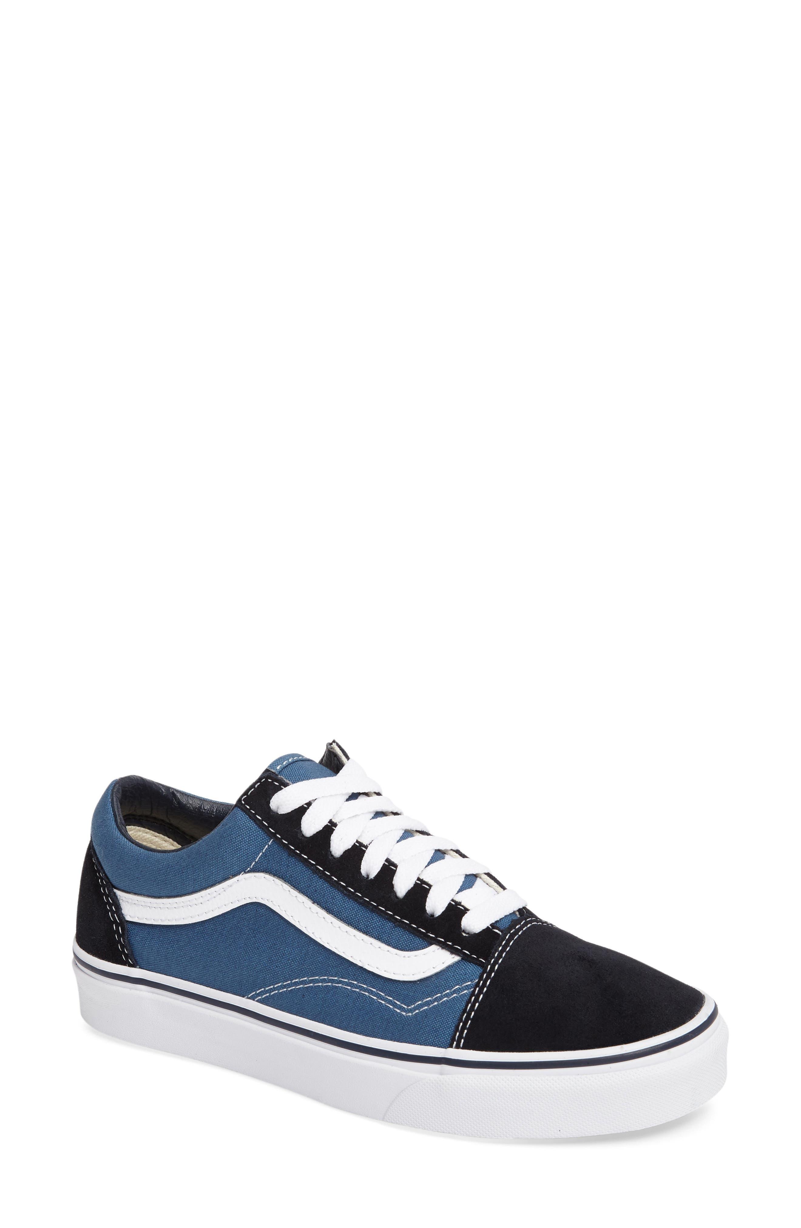 Vans Old Skool Sneaker, Blue