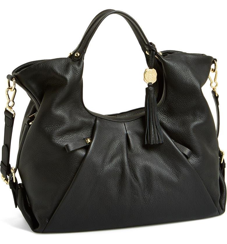VINCE CAMUTO 'Cris' Shopper, Main, color, Black