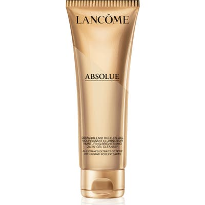 Lancome Absolue Nurturing & Brightening Oil-In-Gel Cleanser