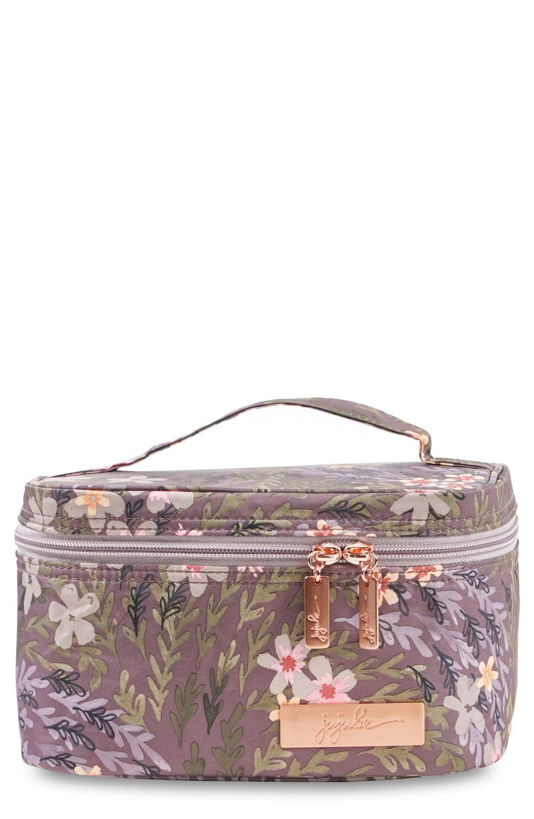 JU-JU-BE Rose Be Ready Travel Case, Main, color, SAKURA AT DUSK