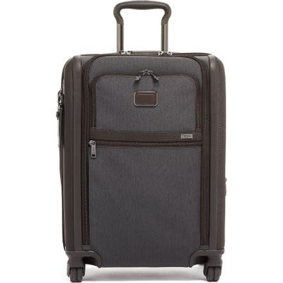 Tumi Alpha 3 Collection 22-Inch Wheeled Dual Access Continental Carry-On - Grey