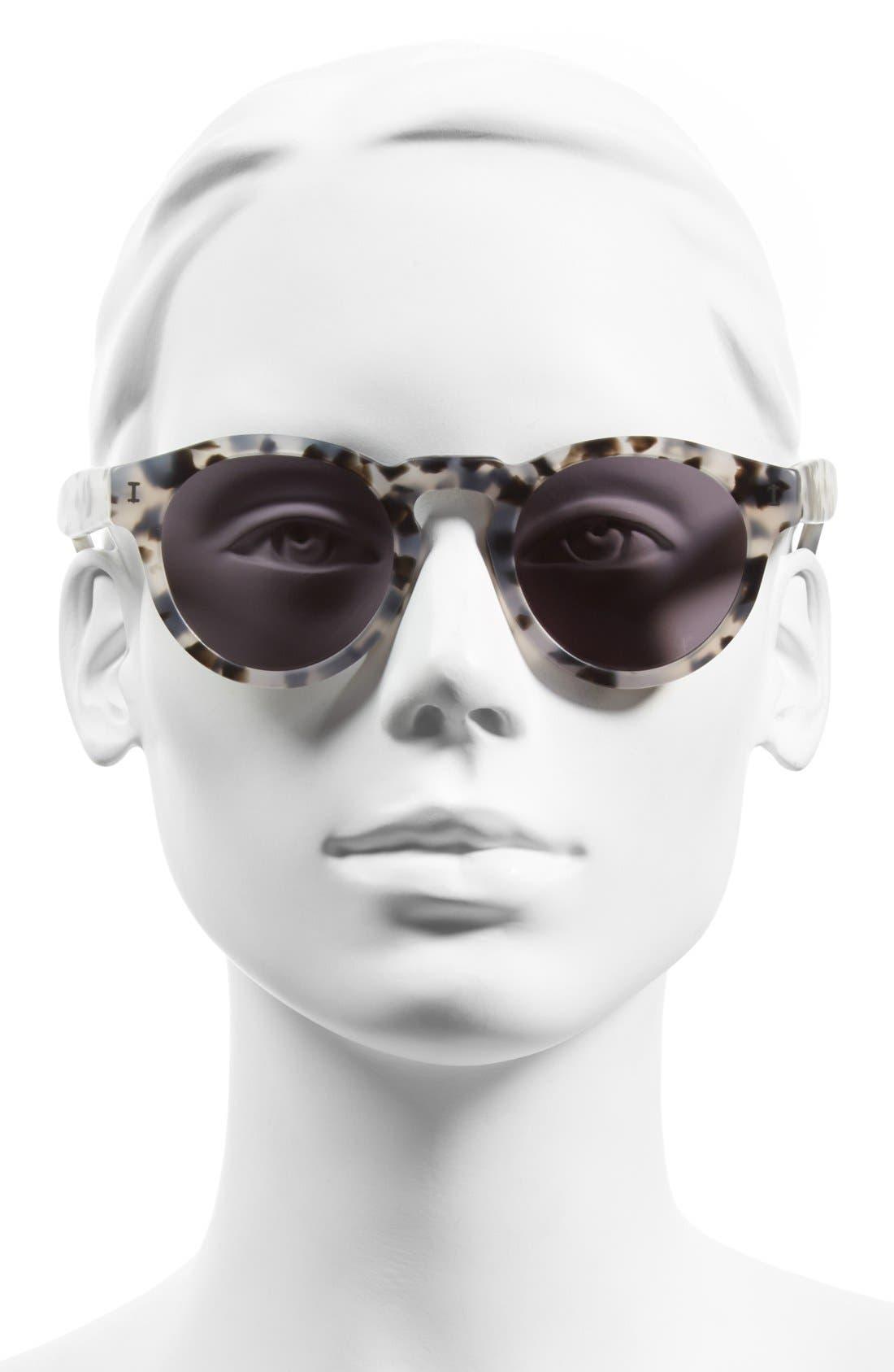 ,                             'Leonard' 47mm Sunglasses,                             Alternate thumbnail 58, color,                             112