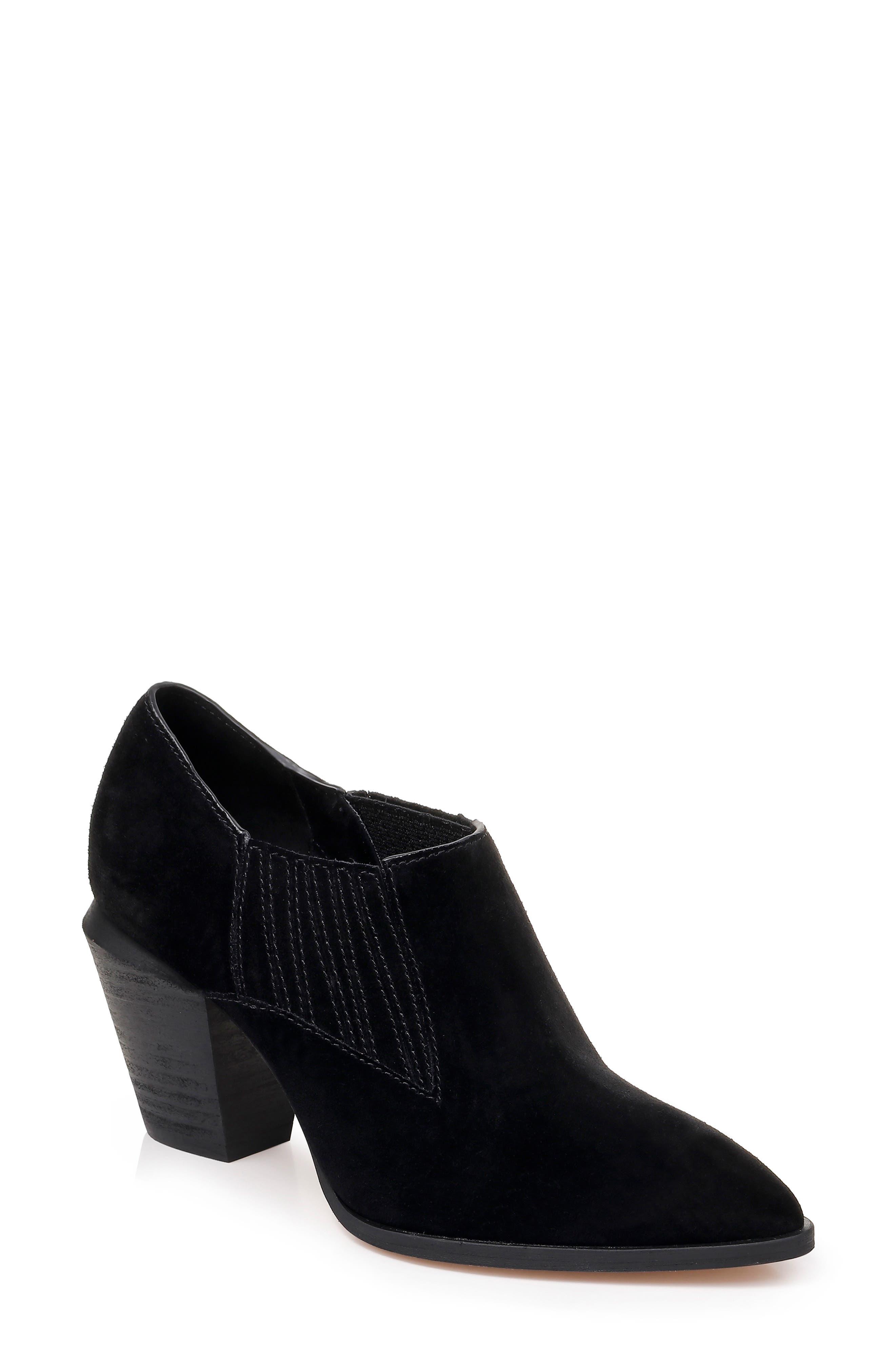 Splendid Hertha Ankle Boot, Black