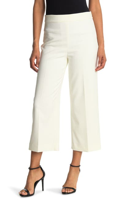 Image of Vince Camuto High Waisted Cropped Pants