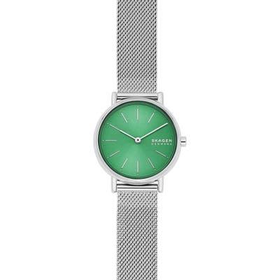 Skagen Signatur Mesh Strap Watch, 30mm