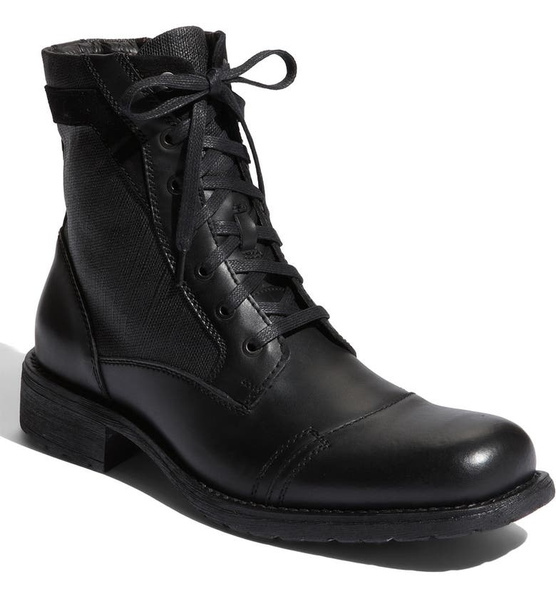 TRANSCRIPT 'Combat' Work Boot, Main, color, 001