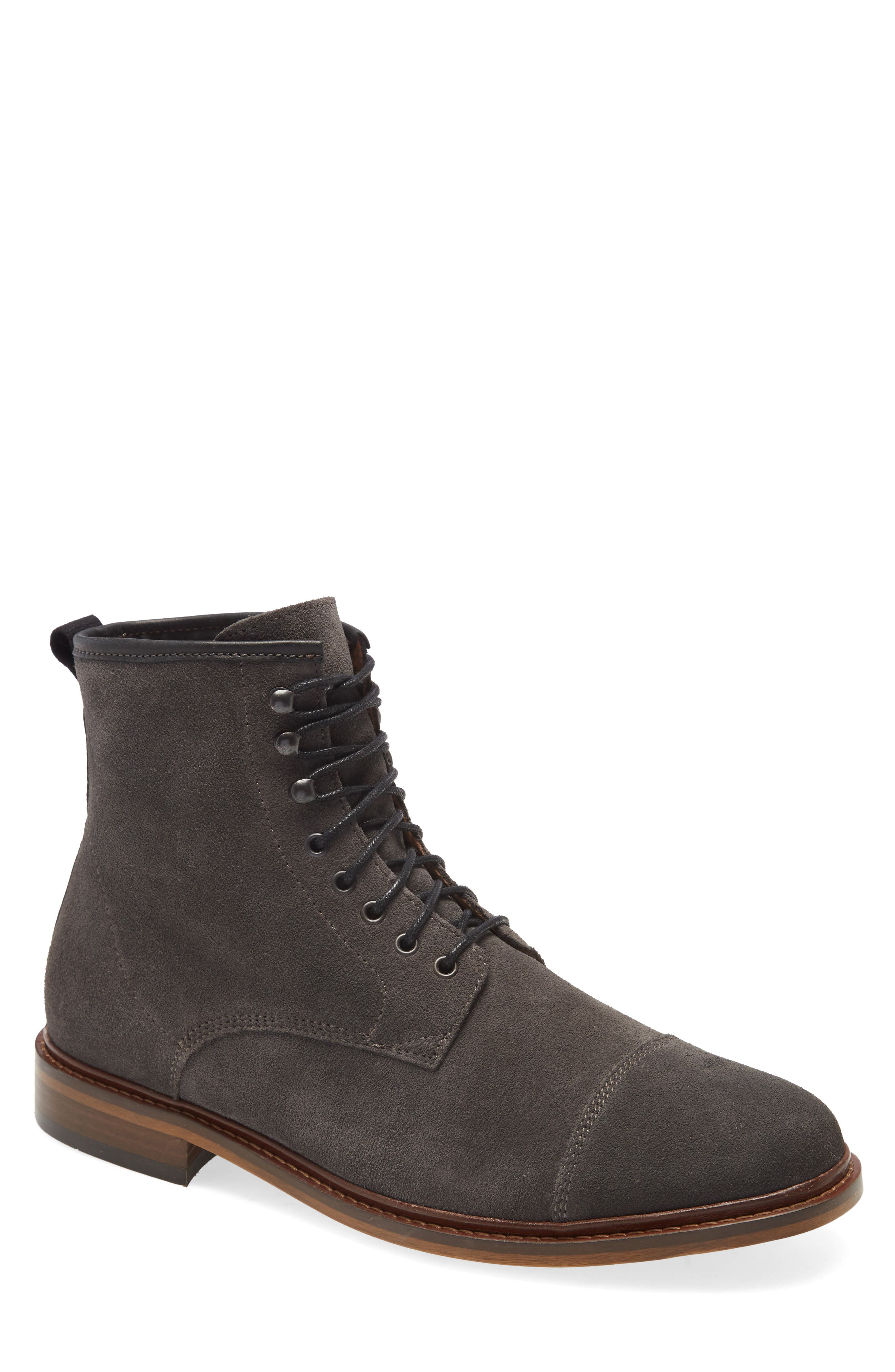 Image of SHOE THE BEAR Curtis Cap Toe Boot