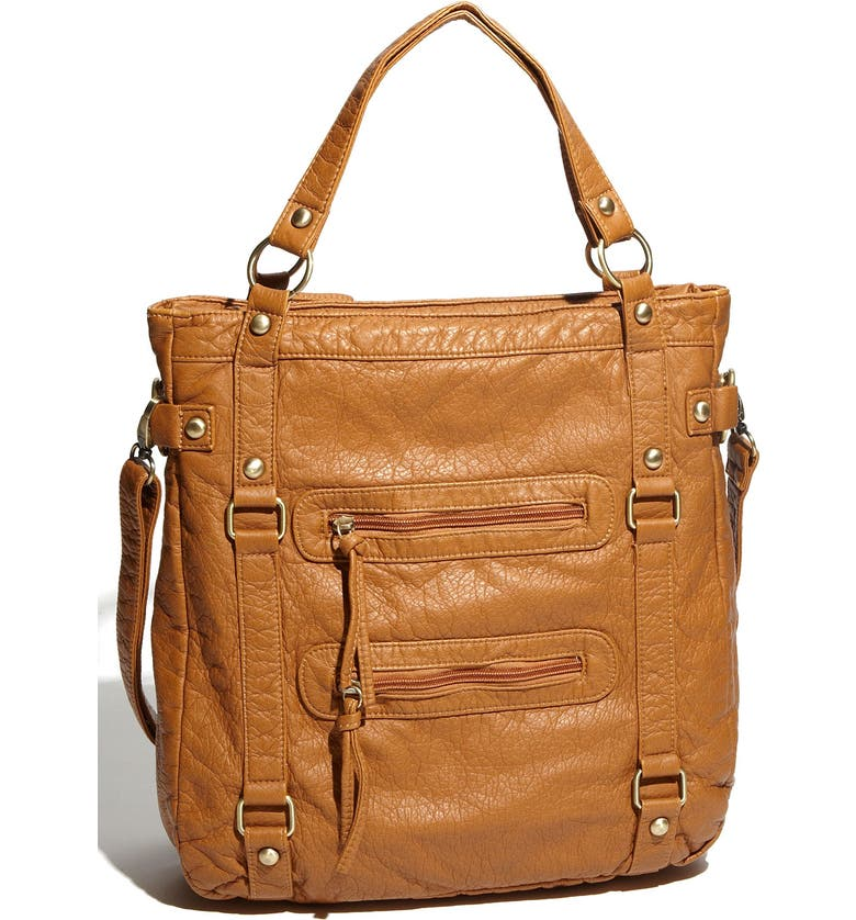 UNDER ONE SKY Double Zip Tote, Main, color, 242