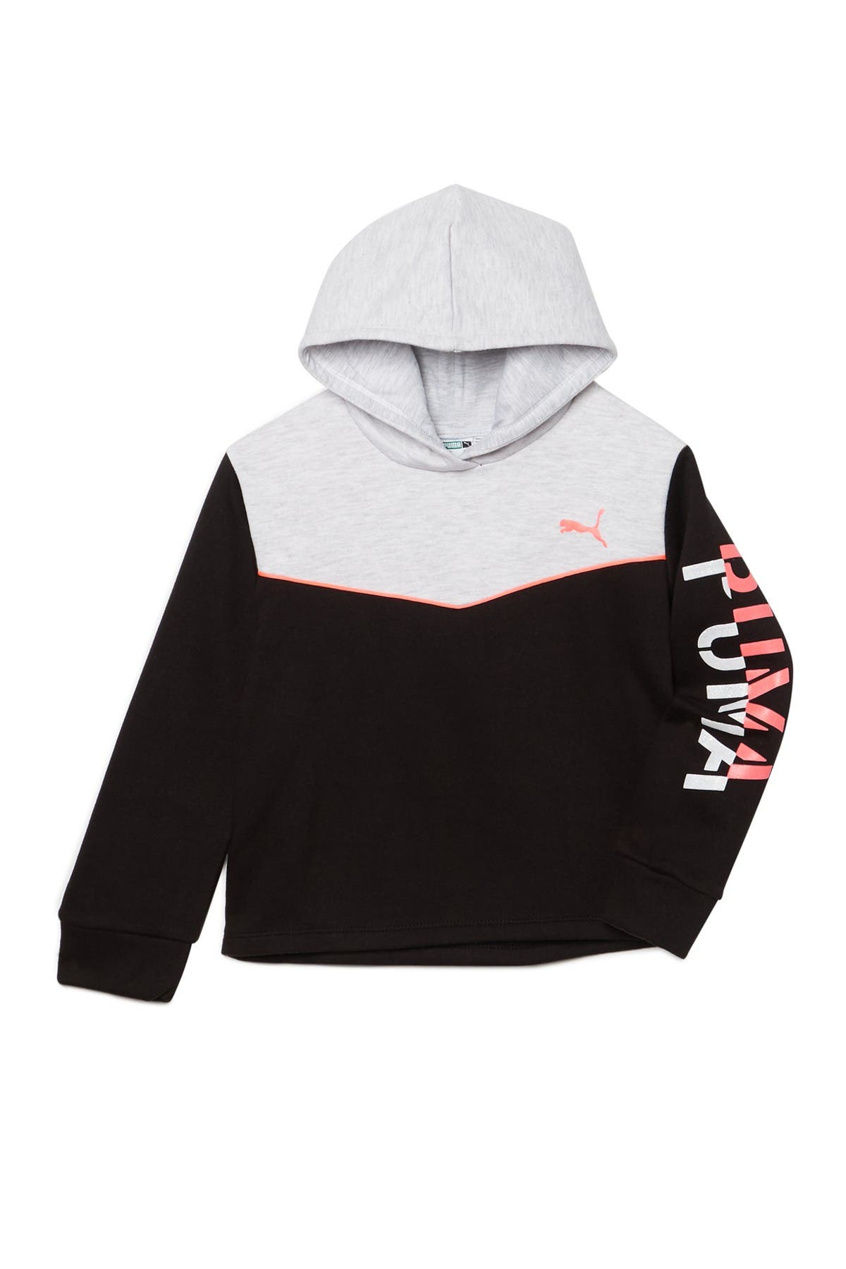 Image of PUMA Be Bold Hooded Pullover