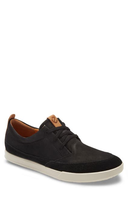 Image of ECCO Cathum Leisure Suede Sneaker
