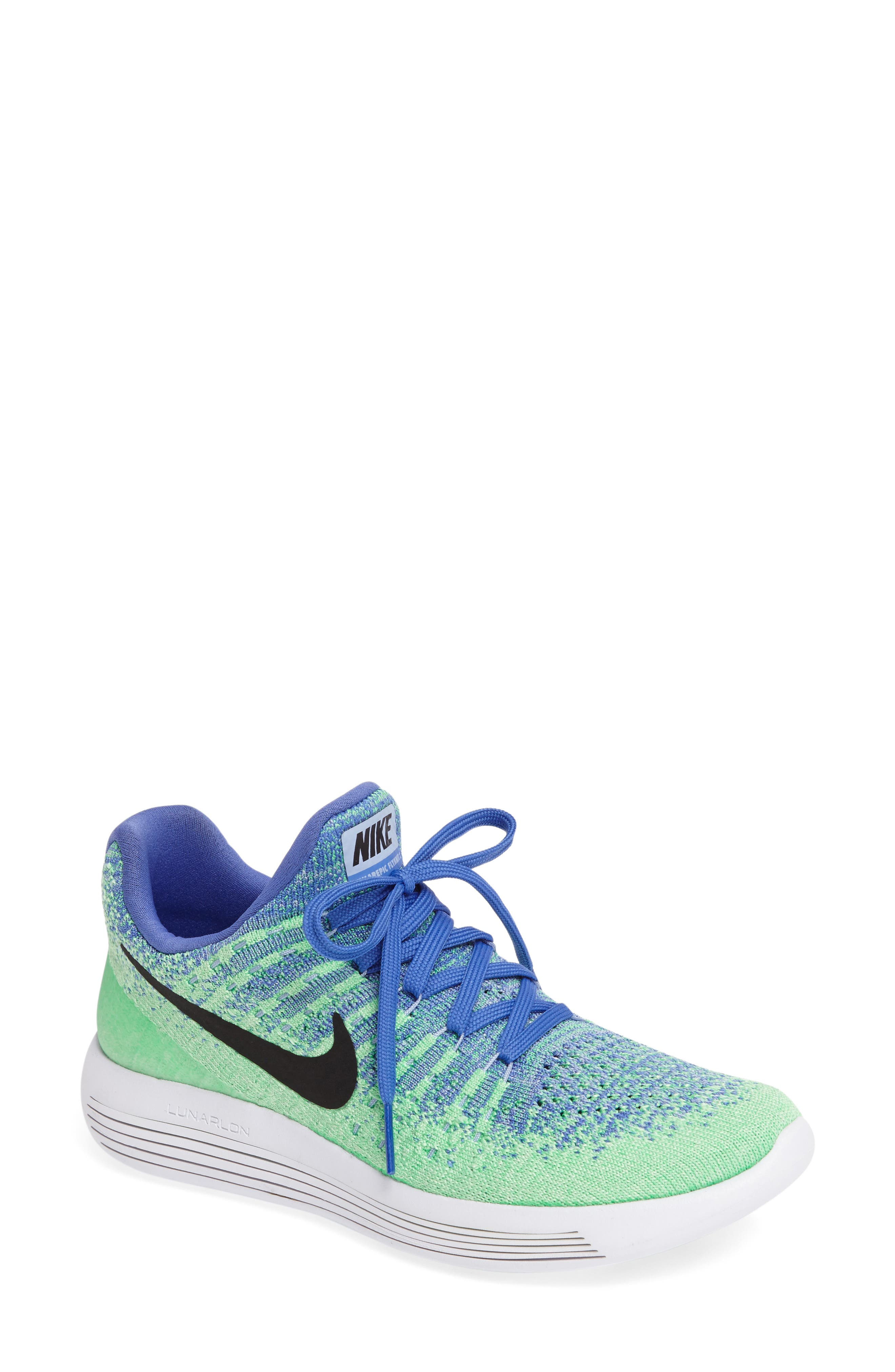 ,                             LunarEpic Low Flyknit 2 Running Shoe,                             Main thumbnail 65, color,                             401