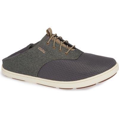 Olukai Nohea Moku Sneaker, Grey