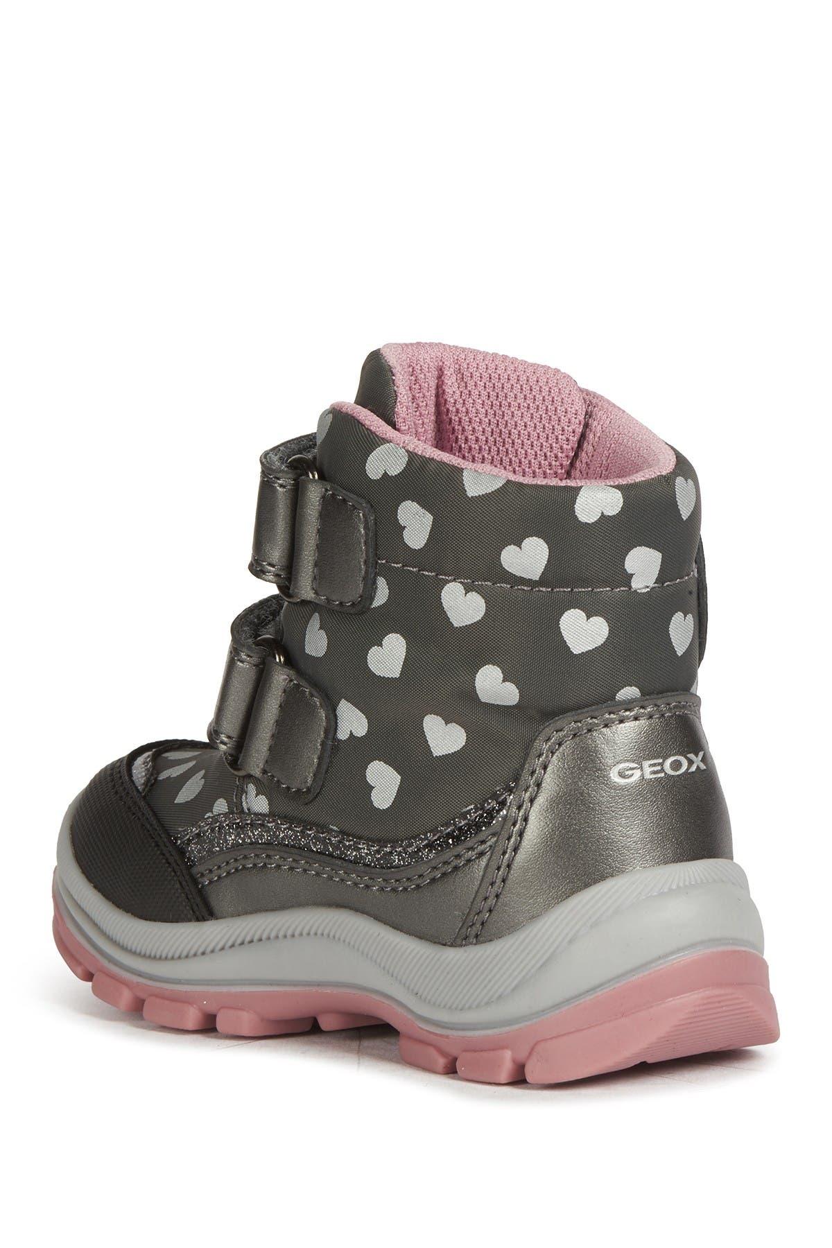 GEOX Flanfil Waterproof Boot