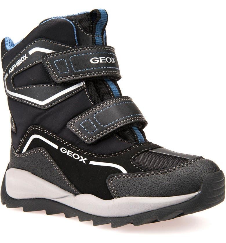 GEOX Orizont ABX Waterproof Boot, Main, color, 009