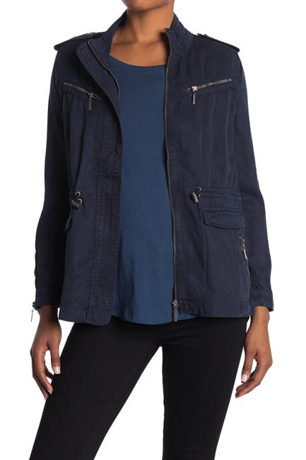 Image of Max Jeans Utility Jacket