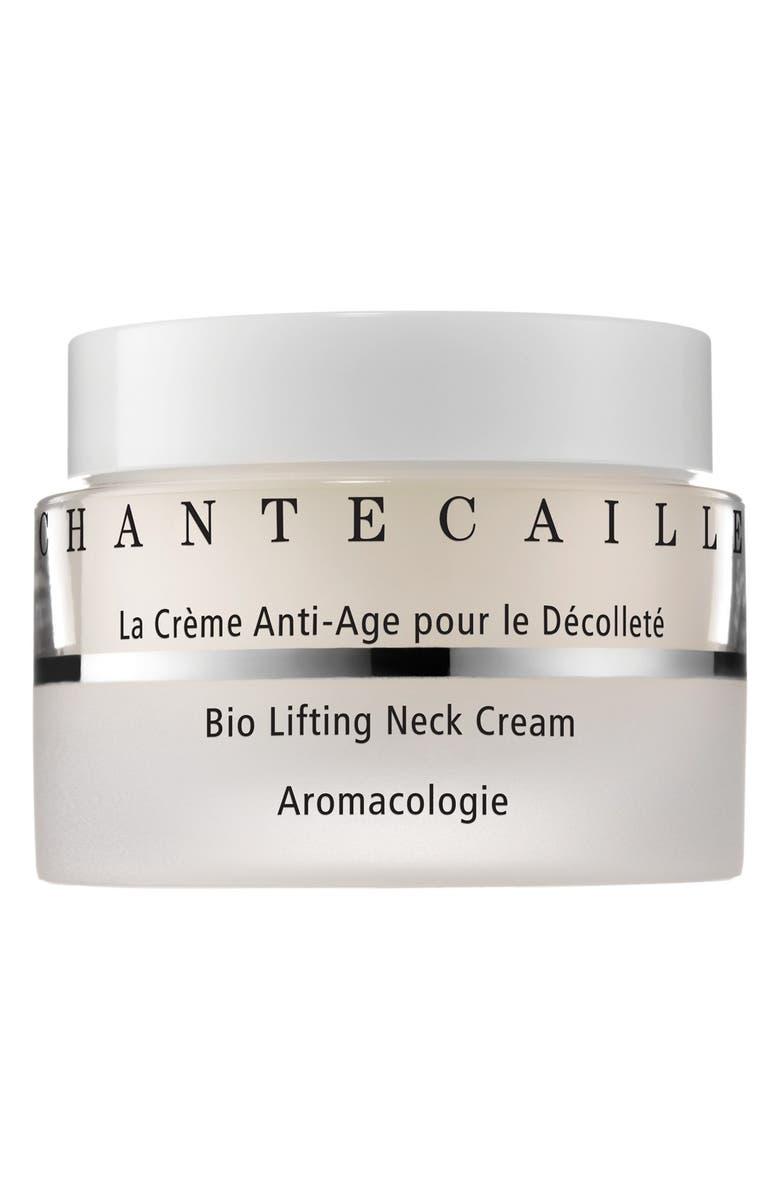CHANTECAILLE Bio Lifting Neck Cream, Main, color, NO COLOR