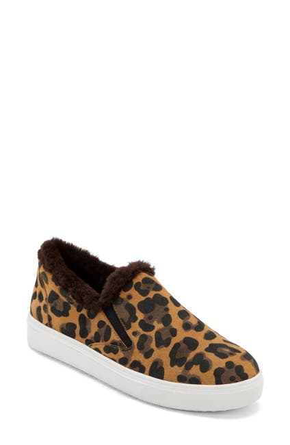 Image of Blondo Gia Faux Fur Lined Sneaker