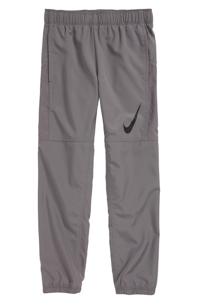 NIKE Hybrid Dri-FIT Tapered Track Pants, Main, color, 001