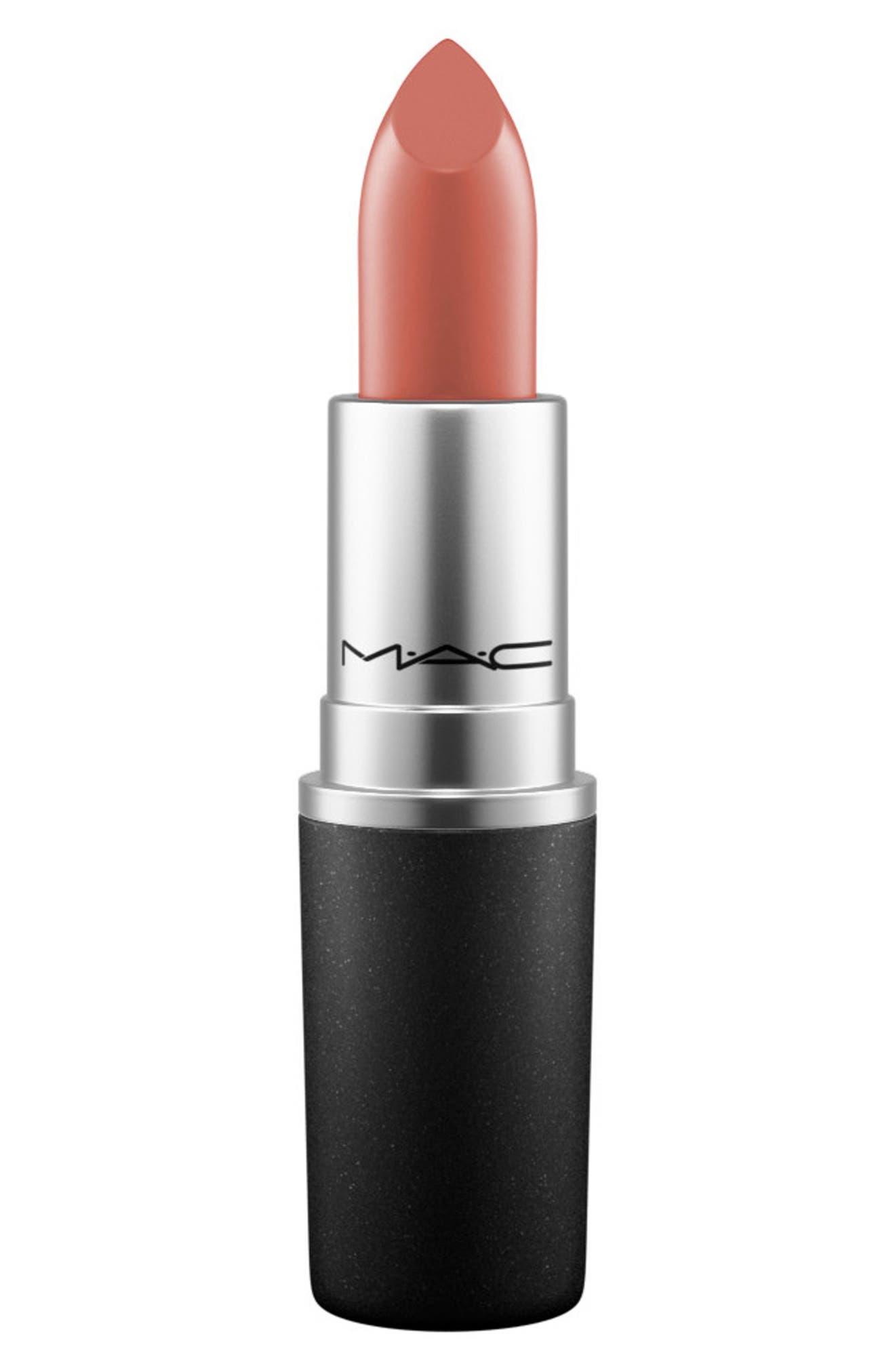,                             MAC Strip Down Nude Lipstick,                             Main thumbnail 787, color,                             733