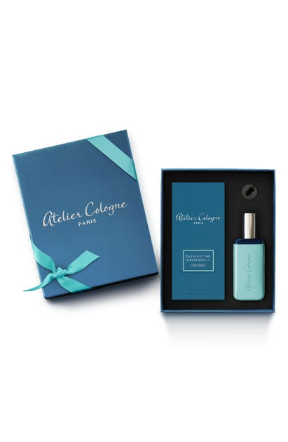 Atelier Cologne CLEMENTINE CALIFORNIA COLOGNE ABSOLUE SET (USD $190 VALUE)