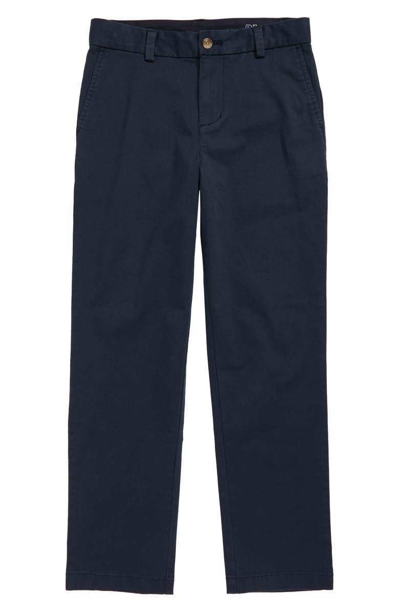 VINEYARD VINES Breaker Pants, Main, color, VINEYARD NAVY