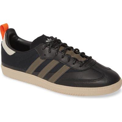 Adidas Samba Og Sneaker- Black