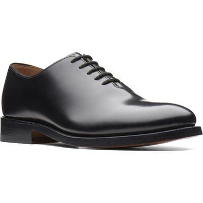 Bostonian Rhodes Plain Toe Oxford- Black