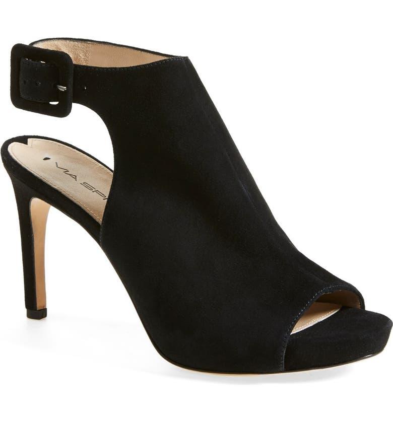 VIA SPIGA 'Nino' Sandal, Main, color, 001