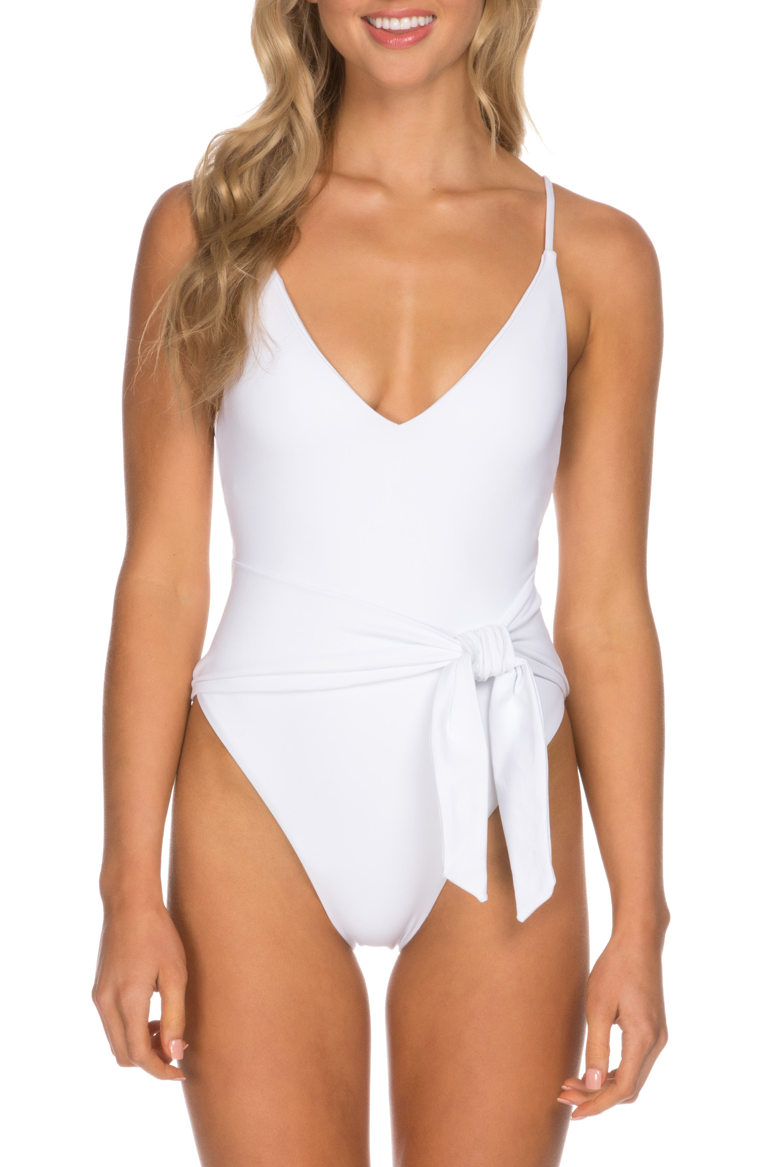 Isabella Rose Double Take One-Piece Swimsuit