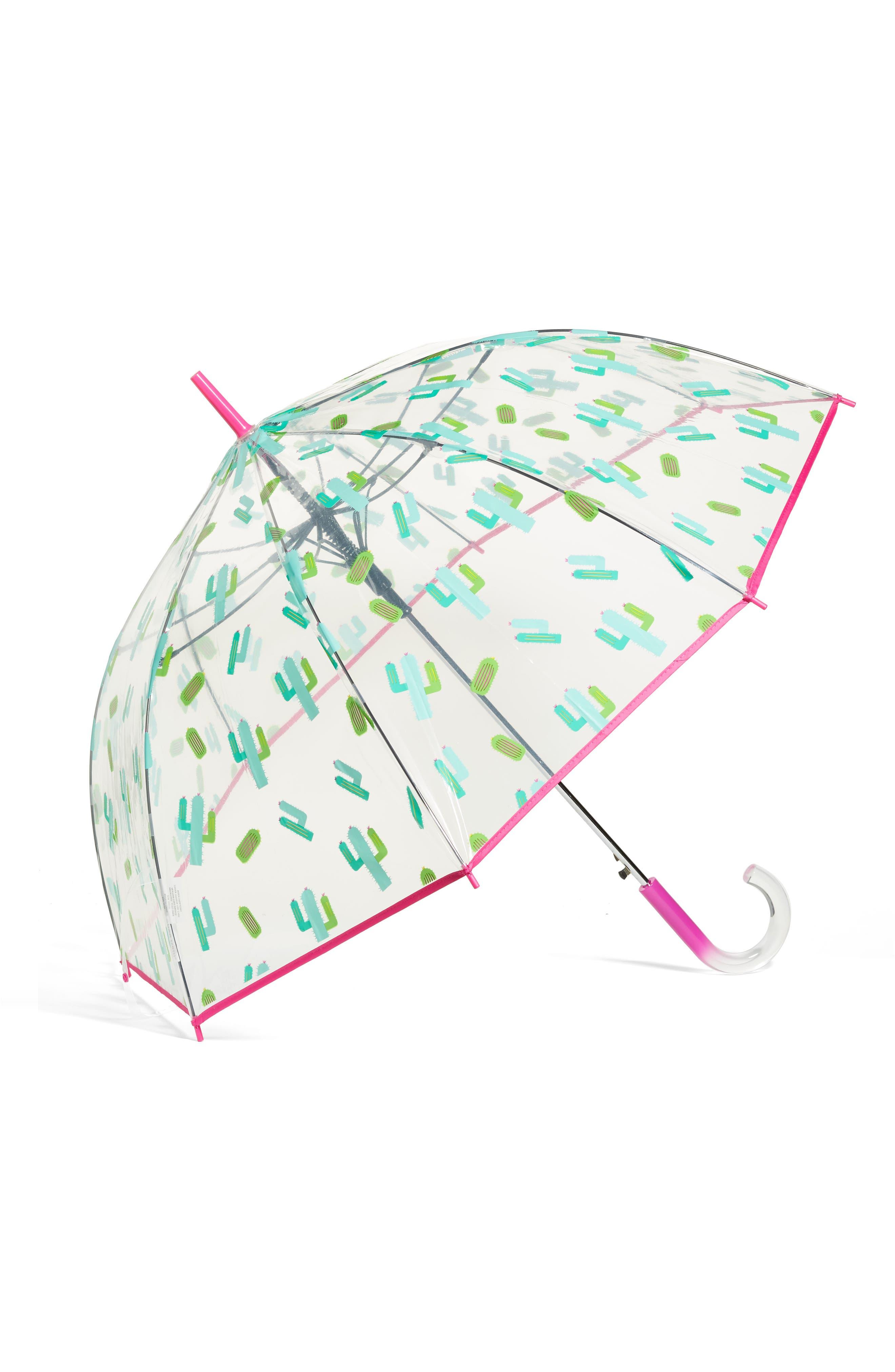 ,                             'The Bubble' Auto Open Stick Umbrella,                             Main thumbnail 10, color,                             670