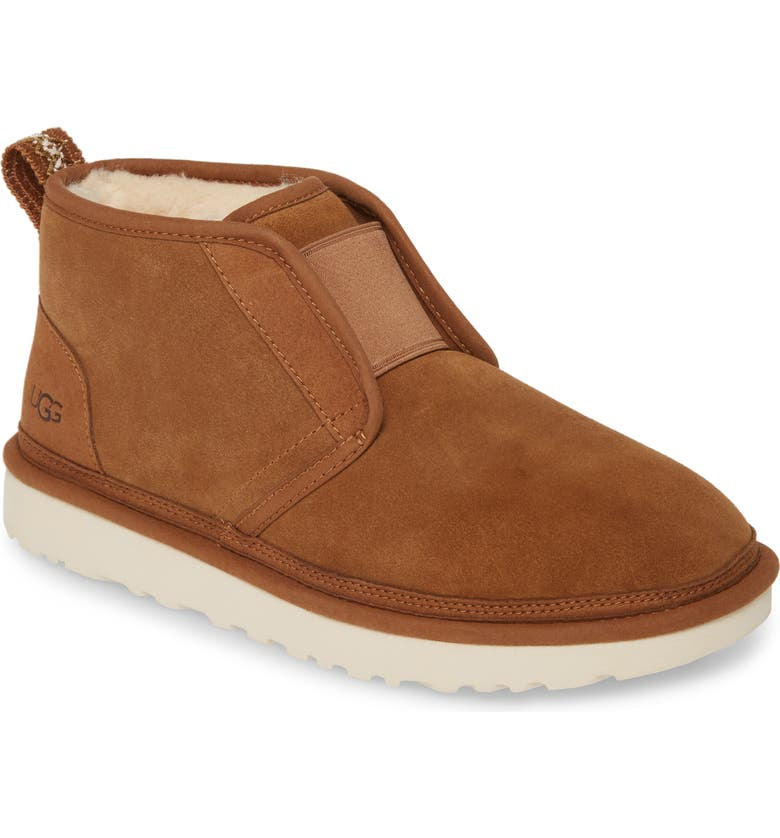 UGG<SUP>®</SUP> Neumel Flex Boot, Main, color, CHESTNUT