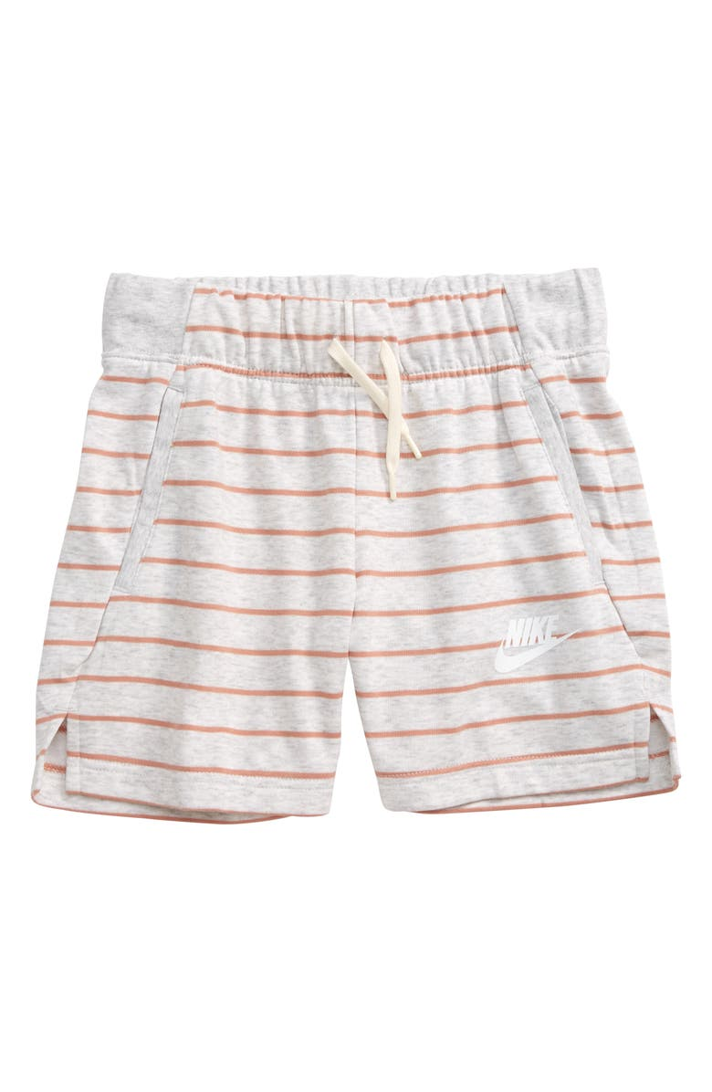 NIKE Sportswear French Terry Athletic Shorts, Main, color, 051