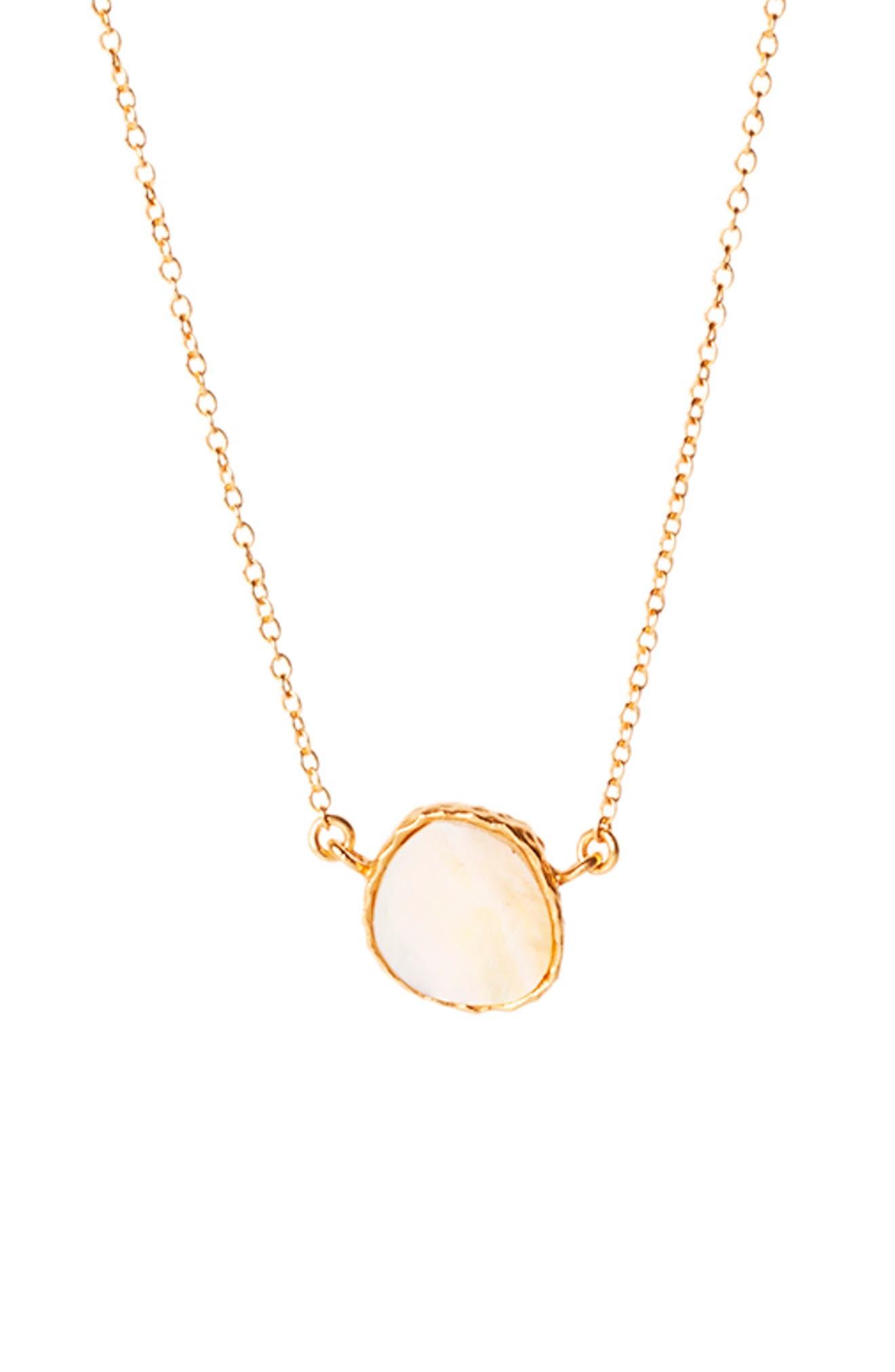 Delicate Pendant Necklace