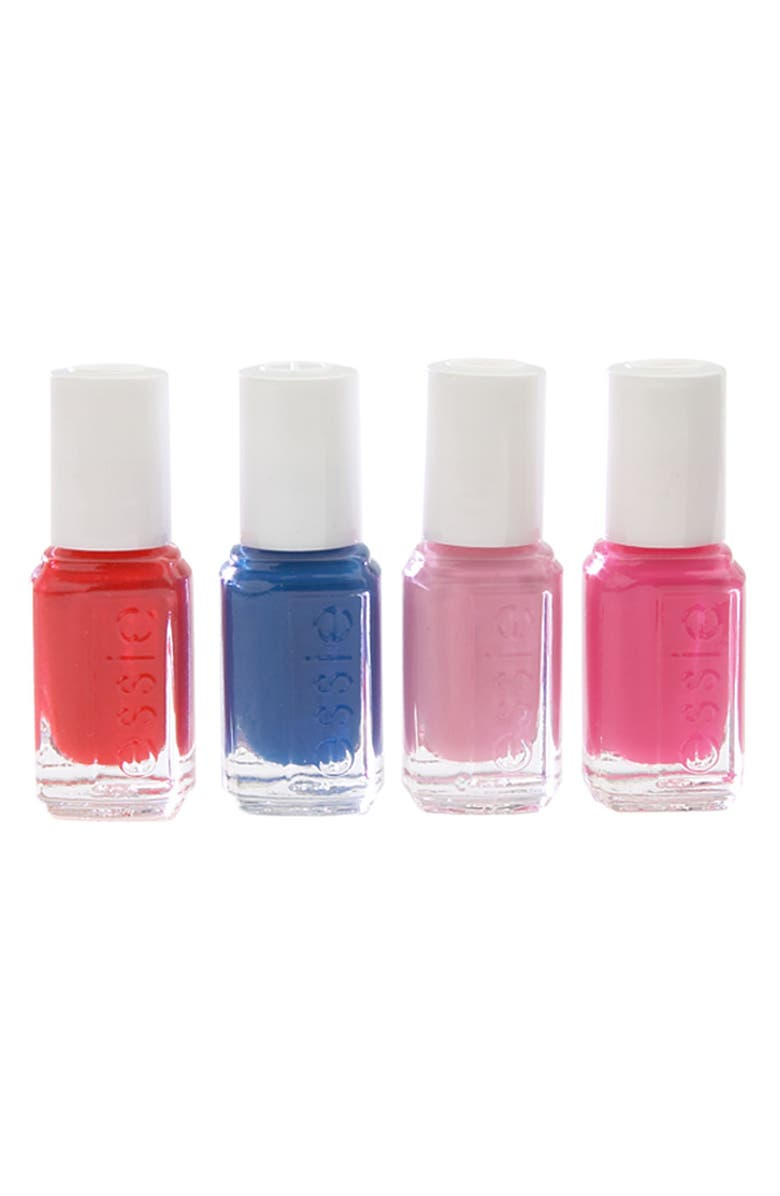 ESSIE <sup>®</sup> 'Summer 2012' Mini 4-Pack, Main, color, 000